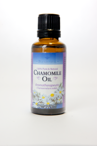Beeyoutiful's chamomile essemtial oil